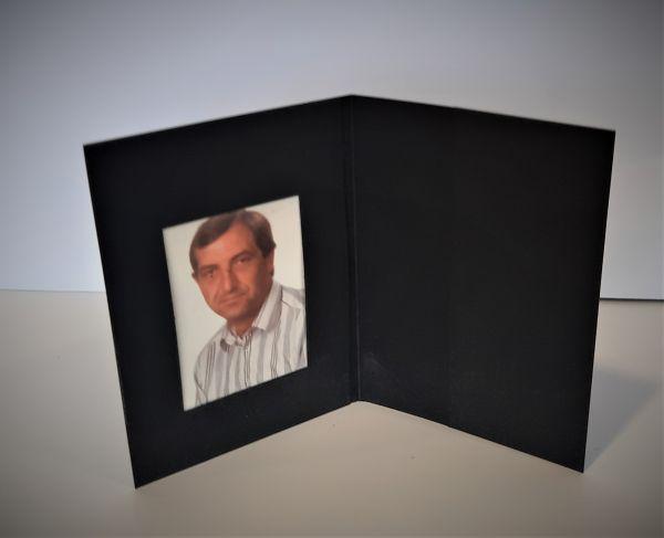 Passbildmappe für 40 x 55 mm Bilder Lagerware