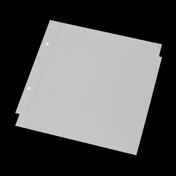 Pergamin Einlegeblatt für Portraitalbum