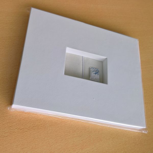 USB Inlay für Love-Leinen Printbox