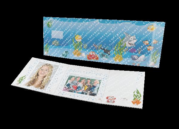 Kopieschutztasche für Schul- und Kindergartenmappen