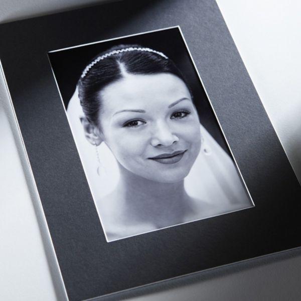 Passepartouts für Jorgensen Portrait-Box