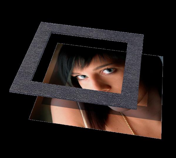 Wechselrahmen für Portraitalben