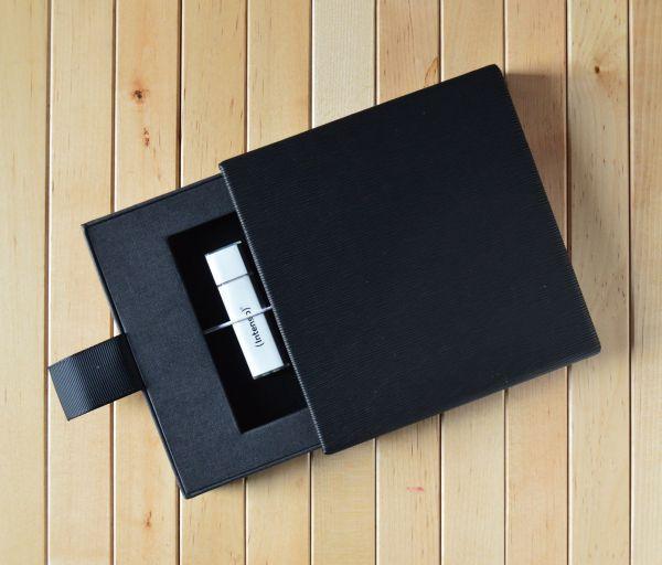 USB Case, Classica, Sumeria Black