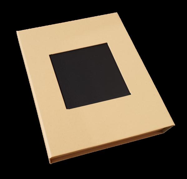 Portraitbox mit Magnetverschluss für 20 x 24 cm Passepartouts
